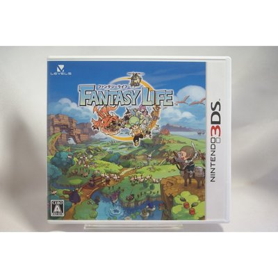 [耀西]二手 純日版 任天堂 3DS N3DS 奇幻生活 含稅附發票