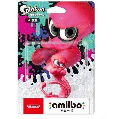 【飛鴻數位】Amiibo NFC Switch NS 漆彈大作戰2 粉色 章魚 『光華商場自取』
