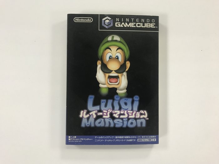 NGC 路易的鬼屋 Luigi Mansion 純日版 免運費