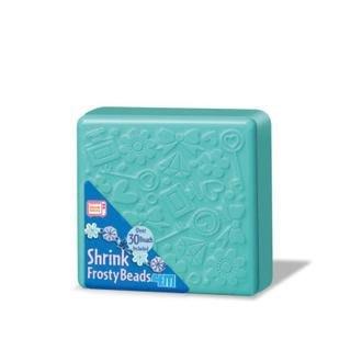 4M 美勞創作系列-魔幻冰雪吊飾 Shrink Frosty Beads 00-04696 聖誕節 【小瓶子的雜貨小舖】