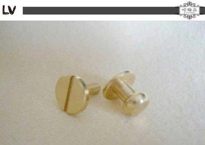 【哈極品】《LV 水桶包專用/鉚釘 》~加裝鉚釘則可變斜背不需額外打洞~超方便哦!!