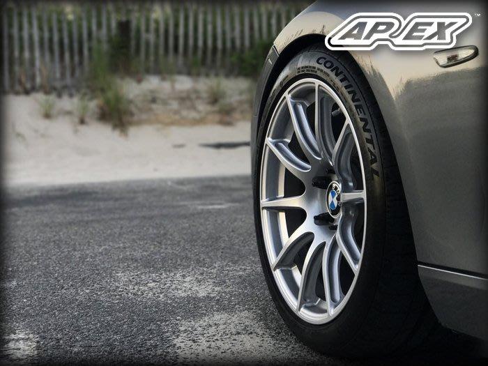 【樂駒】美國 ApexWheels SM-10 18吋 BMW E90 E92 E93 M3 性能 輪圈 輕量化
