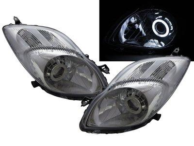 423卡嗶車燈 DAIHATSU 大發 Charade XP90 2011-2013  CCFL魚眼 大燈 電鍍