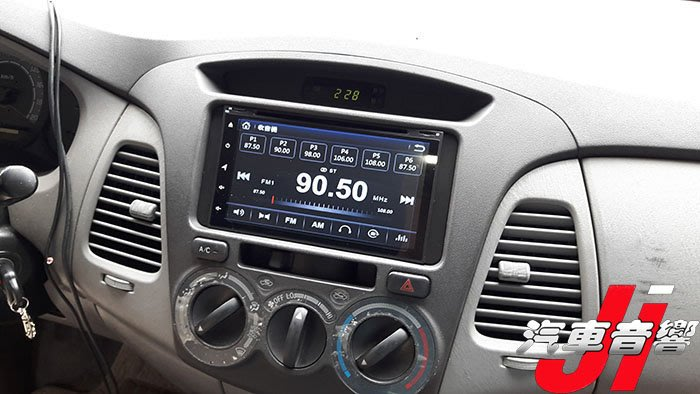 **Ji汽車音響**TOYOTA INNOVA 音響 STB 1071系列 導航 HD數位 藍芽 手機鏡像 行車記錄器