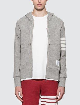 現貨 THOM BROWNE 連帽外套 灰色 帽T Tb棉圈 hoodie 日本製