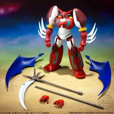 全新 日版 Bandai Super Minipla Change Shin Getter Robot 真三一萬能俠 世界最後之日 第二彈 新三一 黑三一