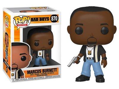 [Paradise] Funko POP! Bad Boys Marcus Burnett 絕地戰警 - 馬可士 巴涅特