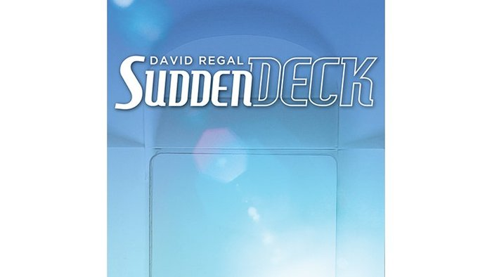 [魔術魂道具Shop]原廠正版魔術~~爆點牌盒3~~Sudden Deck 3 by David Regal