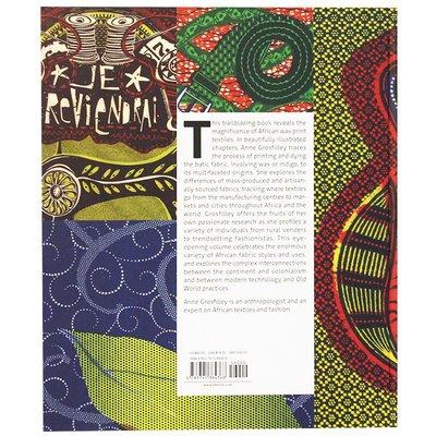 【有余書店】非洲蠟印花紡織品 African Wax Print Textiles 藝術書籍