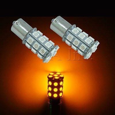 【PA LED】光陽 KYMCO G6 1156 歐規 斜角 30晶 90晶體 SMD LED 方向燈 晶片多 亮度高