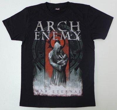 【Mr.17】Arch Enemy 邪神大敵 旋律死亡金屬T-SHIRT 團T 樂團 搖滾 短袖(H510)