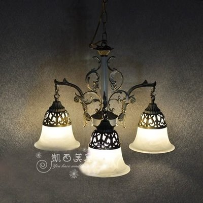 凱西美屋 多莉絲法式鄉村美燈 復古氣質...