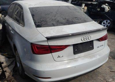 AUDI/A3 全車零件拆賣