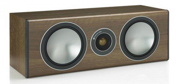[紅騰音響]英國 Monitor audio Bronze Centre 中置喇叭(另有Bronze 50)來電漂亮價