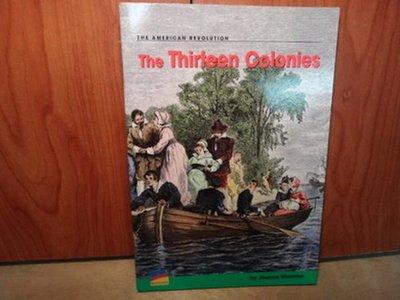 【愛悅二手書坊 18-12】The Thirteen Colonies