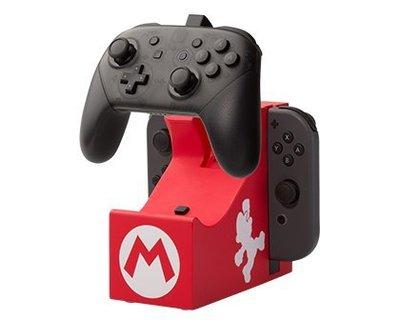 任天堂 Switch Joy-Con & Pro Controller pro搖桿 超級瑪麗歐奧德賽限量版 手把充電底座 台北市