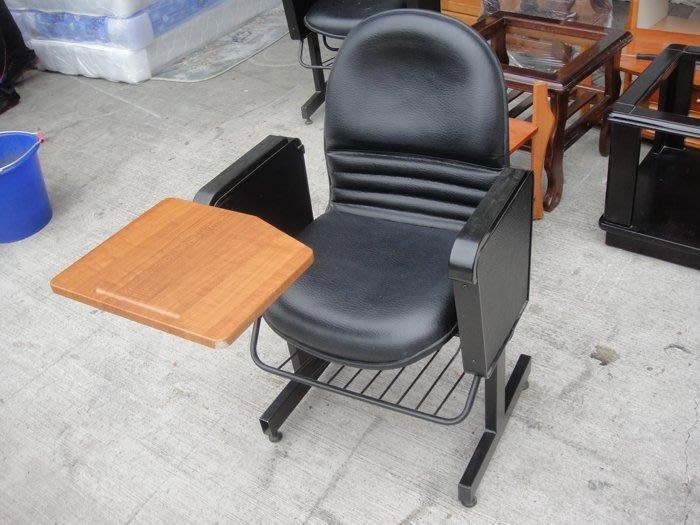 樂居二手家具館 全新中古傢俱賣場 EF963*單人課桌椅/補習班桌椅 /學生桌椅/ 兒童桌椅 大學椅 排椅 等待椅