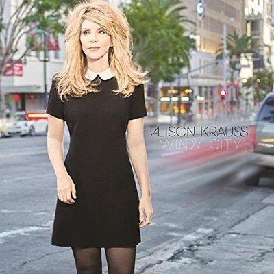 【黑膠唱片LP】多風的城市 Windy City / 艾莉森克勞絲 --- 5703570