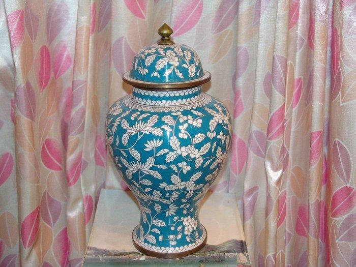 阿國的收藏˙˙˙清末民初˙˙銅胎琺瑯