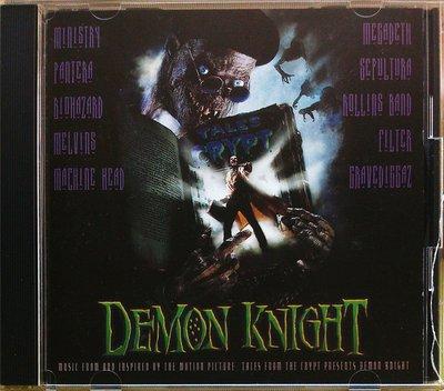 原聲帶 魔界奇譚:活屍傳奇 Demon Knight 二手日版