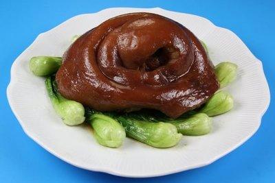 【年菜系列】紅燒蹄膀700g~彈Q不油不膩富有膠質~簡單好調理~年菜必備商品