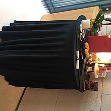 居家家飾設計 彈性高吧桌 水母式桌套(免套腳)-檯面60~75cm圓*高105~110cm  清洗方便可烘乾 免熨燙