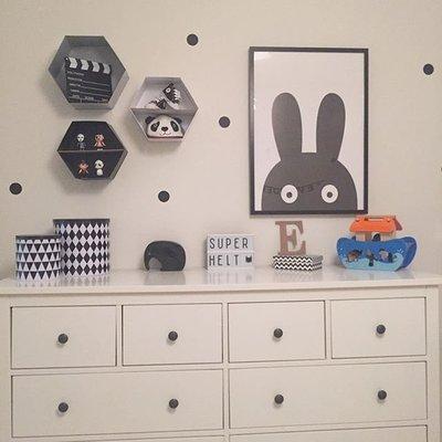 Sis 歐美 北歐 框畫 兒童房 壁畫 簡約 掛畫 時尚 嬰兒房 室內設計 背景 IKEA 家飾品 (63*83)