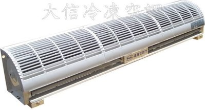 【議晟空氣門專賣】【FL-0912E】【110/220V】120CM / 4尺 空氣門 風量射程 2.5M