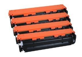 CANON環保碳粉匣CRG-045/CRG045 高容量2200張 黑藍黃紅(單支任選) 610C/MFC632/634