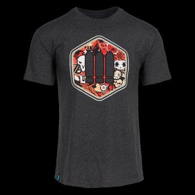 【丹】暴雪商城_Overwatch Damage Heroes Shirt 鬥陣特攻 傷害 輸出 職業 T恤