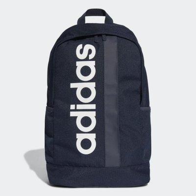 ADIDAS 藍色 深藍色 海軍藍 運動 休閒 書包 背包 後背包 水壺袋 愛迪達 FM6779 請先尋問庫存