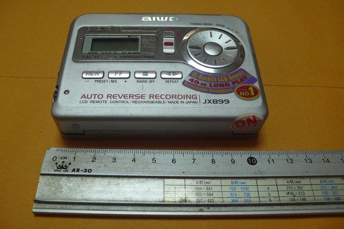 紫色小館84----------錄放音機-aiwa