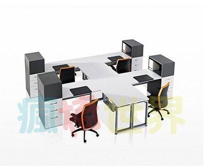 《瘋椅世界》OA辦公家具全系列 訂製造型機能工作站  (主管桌/工作桌/辦公桌/辦公室規劃)22