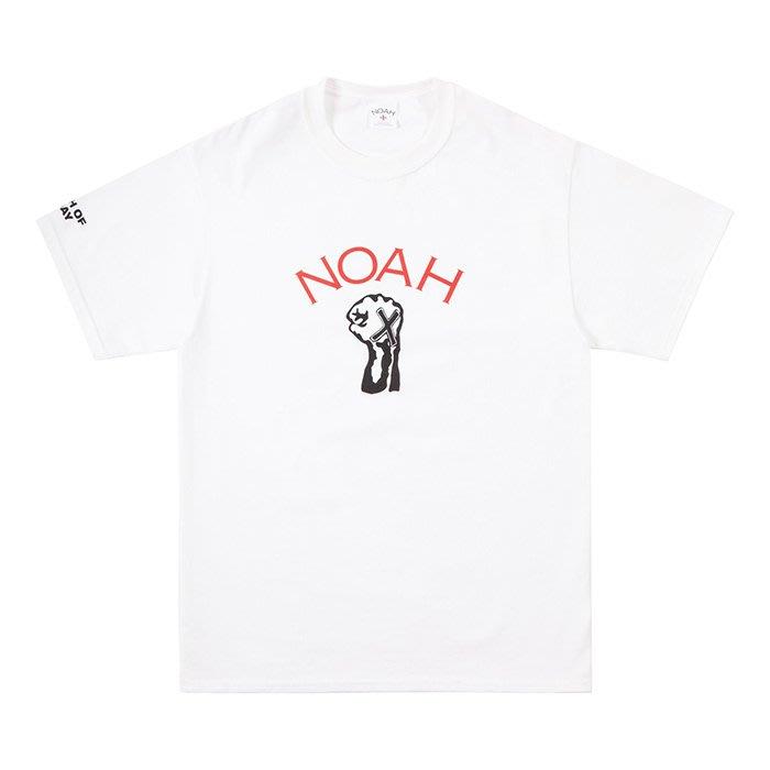 全新商品 NOAH NYC Youth of Today Logo 短袖 TEE 黑色 白色 紅色