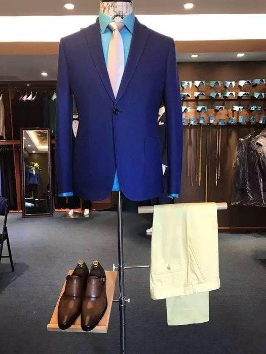 中國第一家西服訂製店 X 義大利高端面料品牌 MARZONI 成套西裝