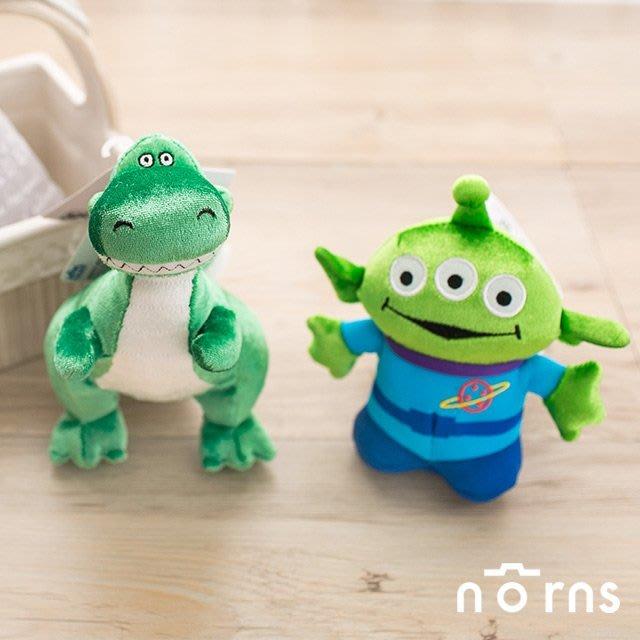 Norns 【日貨Beans Collection豆豆玩偶(三眼怪&抱抱龍)】玩具總動員 皮克斯 娃娃 禮物