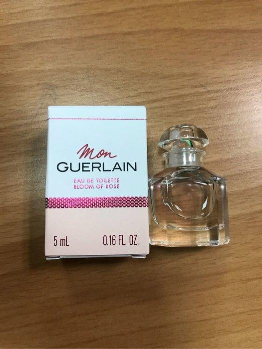 全新現貨GUERLAIN 嬌蘭 我的印記玫瑰淡香水 5ml
