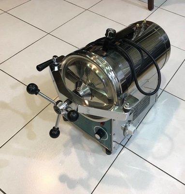 全新 醫療級 桌上型 高壓滅菌鍋 HY-230 230  滅菌鍋 滅菌釜 消毒鍋 免費送生物滅菌指示劑 保固一年 溫控