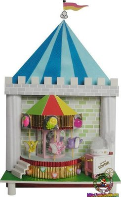 【酷正3C】我的DIY小木屋 袖珍屋 娃娃屋 微縮場景系列 歡樂小天地