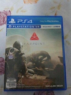 PS4 Farpoint 中文版中文字幕 行版 VR 專用