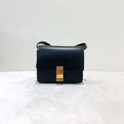 Celine Box Mini 黑色《精品女王新品&二手》