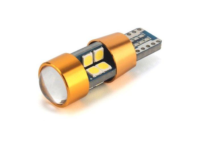 批發價多顆享優惠 LED T10 3030 19 SMD 頂級無極性透鏡魚眼小燈駐車燈尾燈地圖燈台階燈行李箱燈牌照燈燈泡