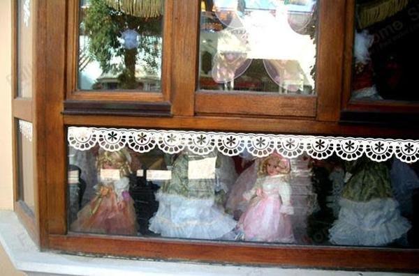 小妮子的家@蕾絲邊壁貼/牆貼貼/瓷磚貼/玻璃貼/汽車貼/家具貼