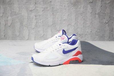 Nike Air Max 180 Ultramarine OG 復古 百搭 慢跑休閑鞋615287-100