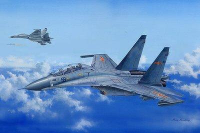 【HOBBYBOSS 81714】1/48 Su-30MKK Flanker G