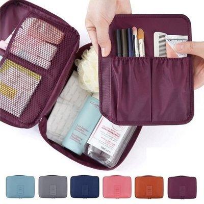 韓國 第二代 旅行 收納包 盥洗包 小飛機 旅遊旅行化妝包 旅行組 防水收納袋 包中包卡包 包包 行李箱 【RB322】