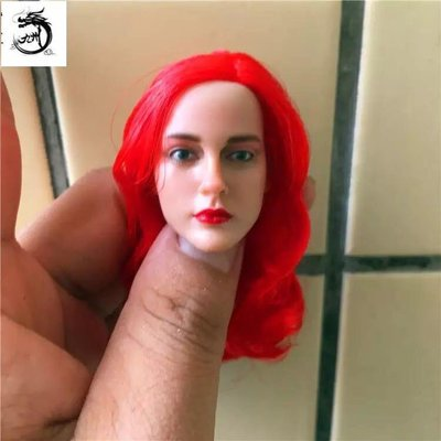 九州動漫 BELET BT015 1/6 紅髮美女頭雕 Red-haired beauty head