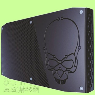 5Cgo【權宇】美版Intel第8代NUC8i7HVK1 i7-8809G 99新超頻準系統 可選購M.2 SSD 含稅