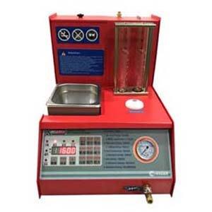 【鎮達】機車專用噴油嘴清洗機/超音波噴油嘴清洗機 買再送引擎托架