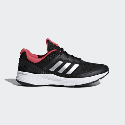 【Cool Shop】ADIDAS fluidcloud ambitious w CG3906 黑紅 休閒慢跑鞋 女鞋